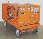 B2000R04 Сервисная установка для хранения элегаза в сжиженном состоянии (Восстановление элегаза с давлением до 50 мбар)