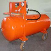 B043R11 резервуар для хранения элегаза в газообразном состоянии