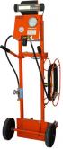 3-001-R022 SF6 - устройство заправки элегазом с электронным взвешивающим устройством