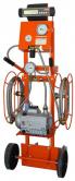 3-001-4-R022 - устройство для откачки и заправки с электронным взвешивающим устройством