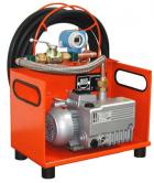 B048R13 - вакуумный насос с электромагнитным клапаном вместо шарикового клапана
